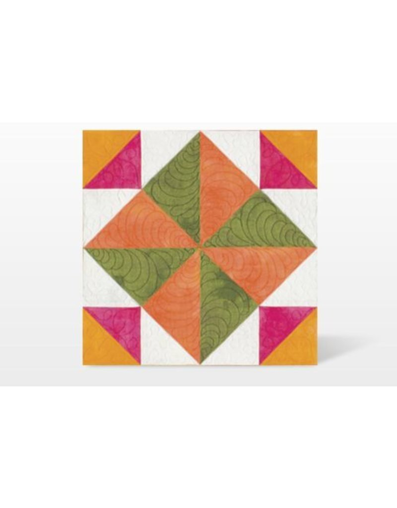 """Accuquilt Go! Flying Geese - 3 1/2""""x6 1/2"""" (3""""x6"""" Finished)"""