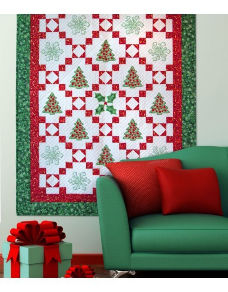 Accuquilt Go! Holiday Medley