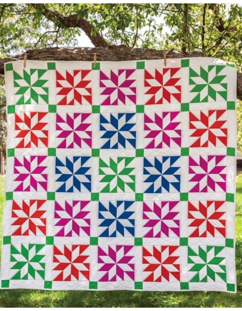 "Accuquilt Go! LeMoyne Star - 9"" Finished"