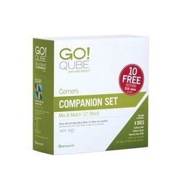 "Accuquilt Go! Qube 12"" Companion Set - Corners"