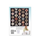 Accuquilt Go! Qube by Eleanor Burns Book - 2nd Edition