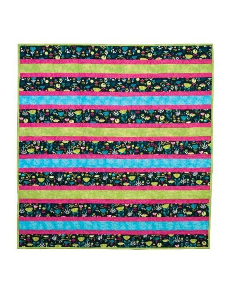 """Accuquilt Go! Strip Cutter - 3 1/2"""" (3"""" Finished) 2 Strips"""