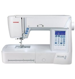 Janome Janome Skyline S3 Sewing Machine