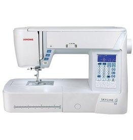 Janome Janome Skyline S3 Sewing Machine