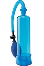 Pipedream Pump Worx Beginner's Power Pump Blue