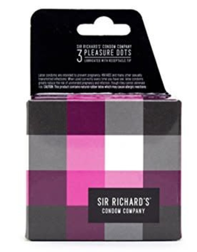 Sir Richard's Pleasure Dots Condoms