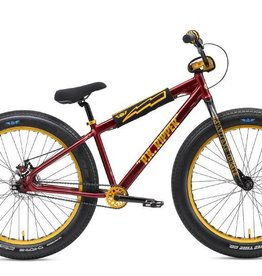 SE Racing Fat Ripper 26 Maroon Sparkle
