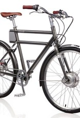 Faraday Bicycles Porteur S MD 55cm Gray