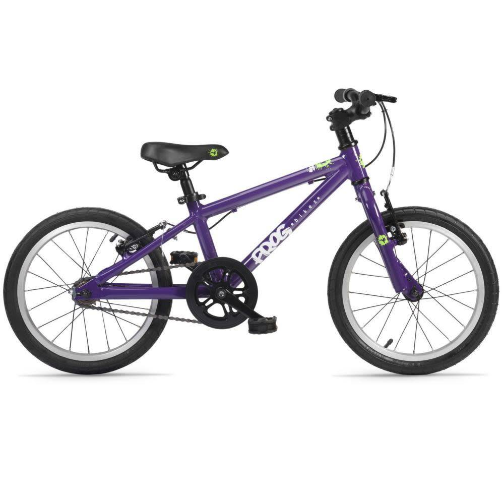 Frog 52 Hybrid Bike Purple Firth Wilson Transport Cycles