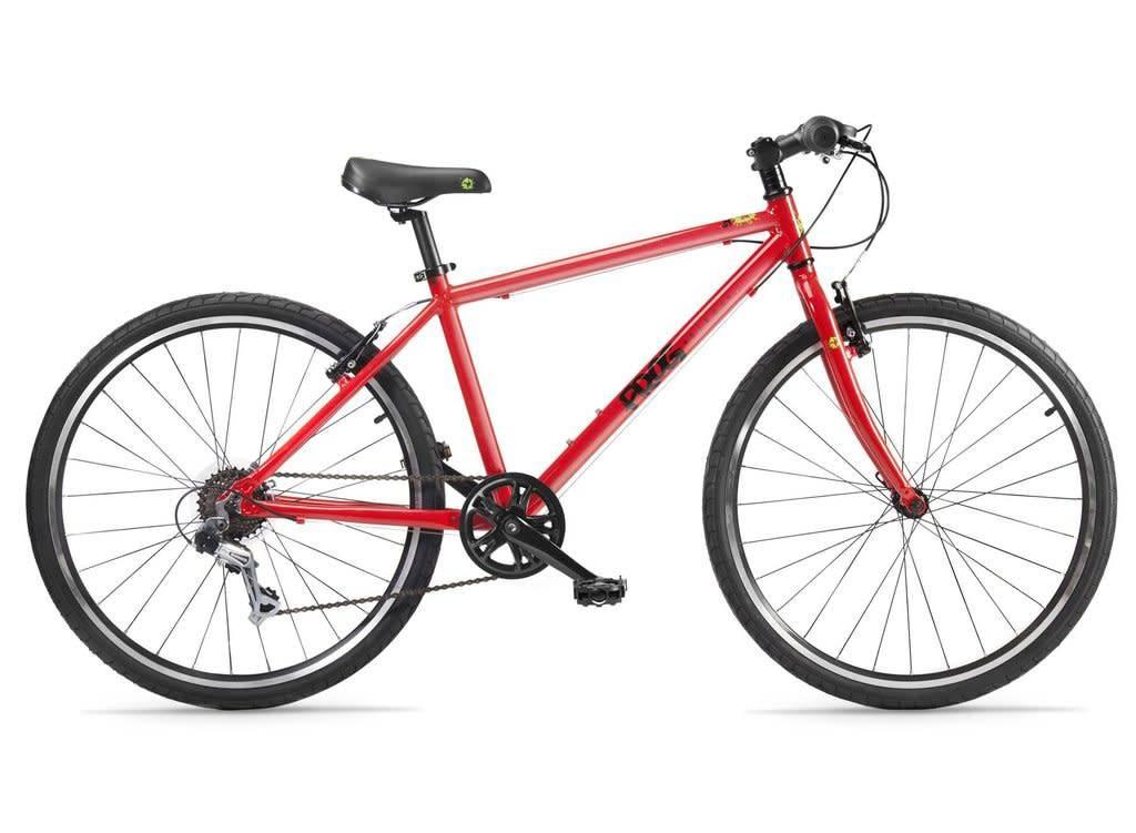 Frog 73 Hybrid Bike Red