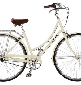 Linus Bikes Dutchi 3 Cream MD/45 700c