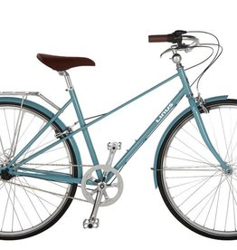 Linus Bikes Mixte 3 Medium Sky Blue
