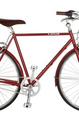 Linus Bikes Roadster Sport 3 Red Medium/51cm