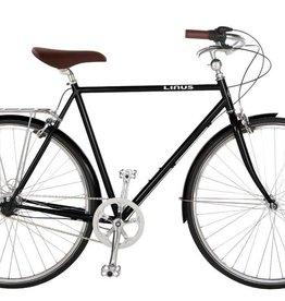 Linus Bikes Roadster Sport 3 Black Large/59cm