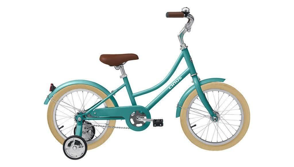 """Linus Bikes Lil Dutchi Turquoise 16"""" Wheel"""