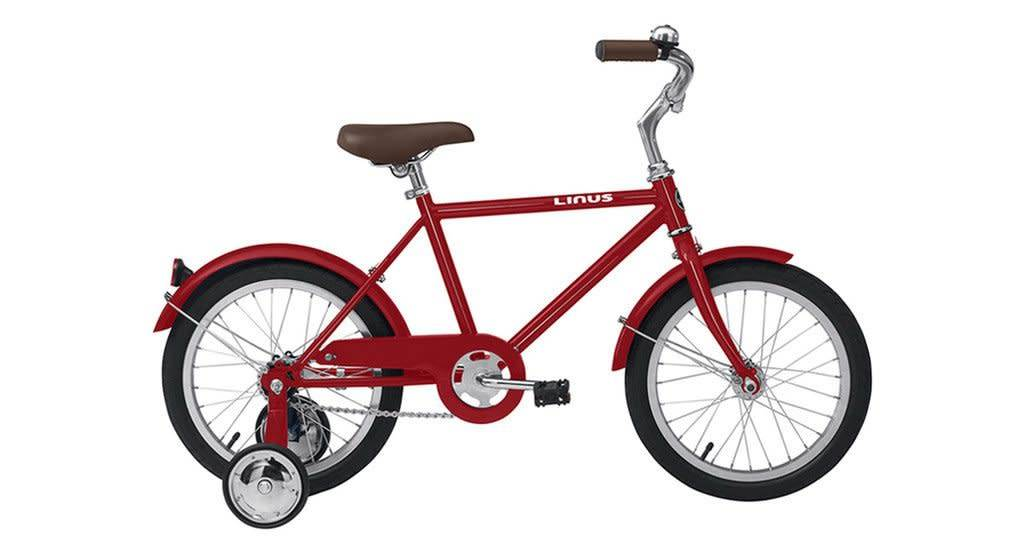"Linus Bikes Lil Roadster Red 16"" Wheel"