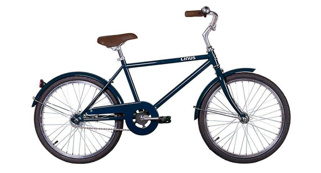 "Linus Bikes Roadster Blue 20"" Wheel"