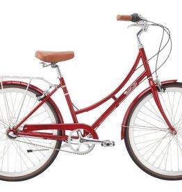 Pure Cycles Pure City Melrose 3sp 43cm Red/White