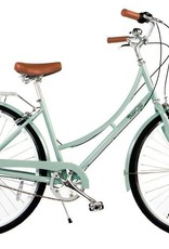 Pure Cycles Pure City Crosby 3sp 45cm Sea Foam/White