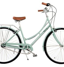 Pure Cycles Pure City Crosby 3sp 45cm Sea Foam/White