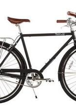 Pure Cycles Pure City Bourbon 3sp 54/M Black/Black