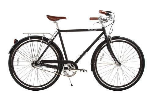 Pure Cycles Bourbon 3sp 58cm Black/Black