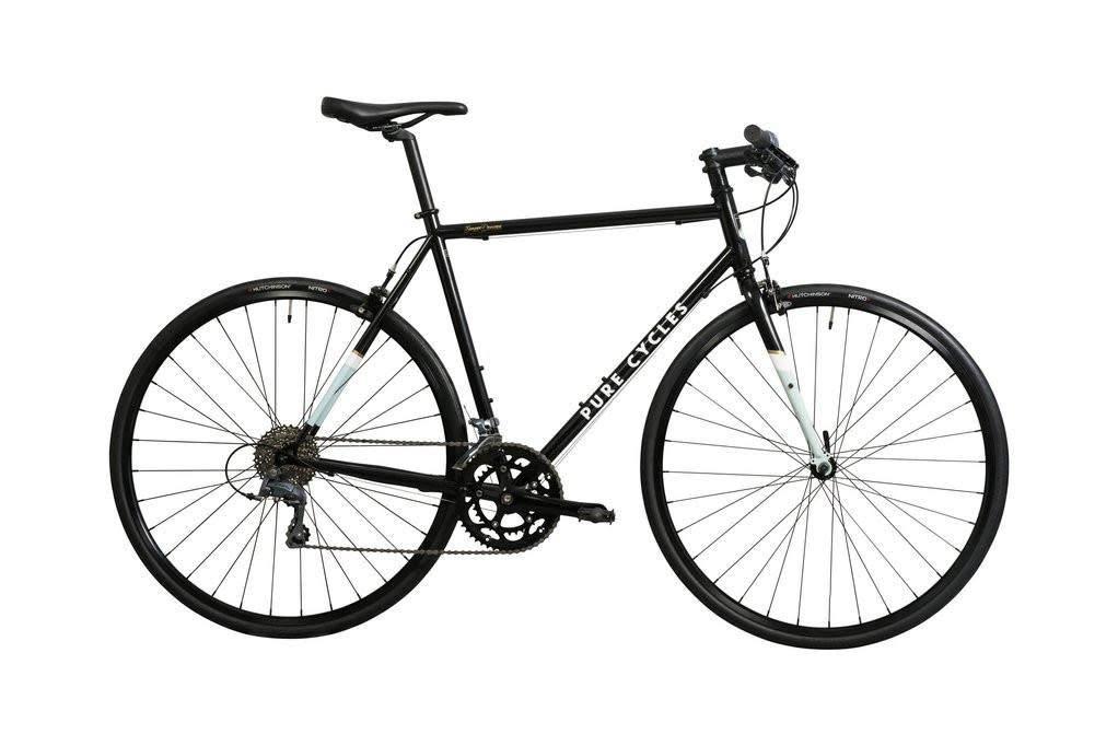 Pure Cycles Flat Bar Turnbull 49cm Black