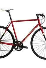 Pure Cycles Flat Bar Wolf 51cm Red