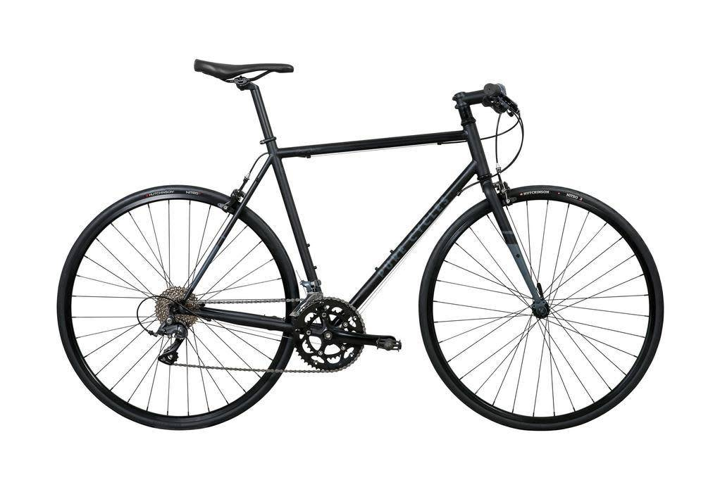 Pure Cycles Flat Bar Hubbard 60cm Black