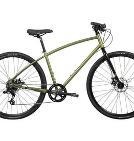 Pure Cycles Urban Noyes 45/M Olive Green