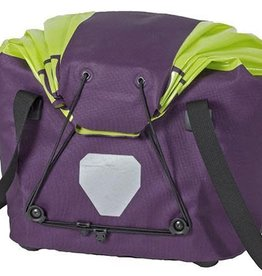 Ortlieb Basket Rear Medium Purple/Green