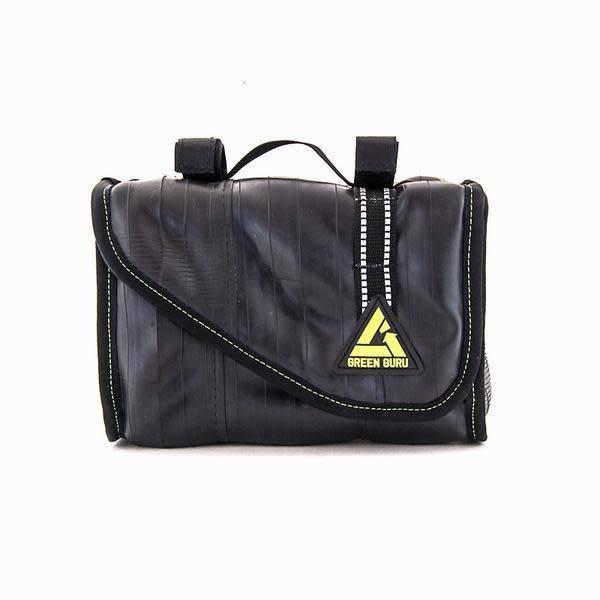 Green Guru Handlebar Bag Cruiser Cooler 6L