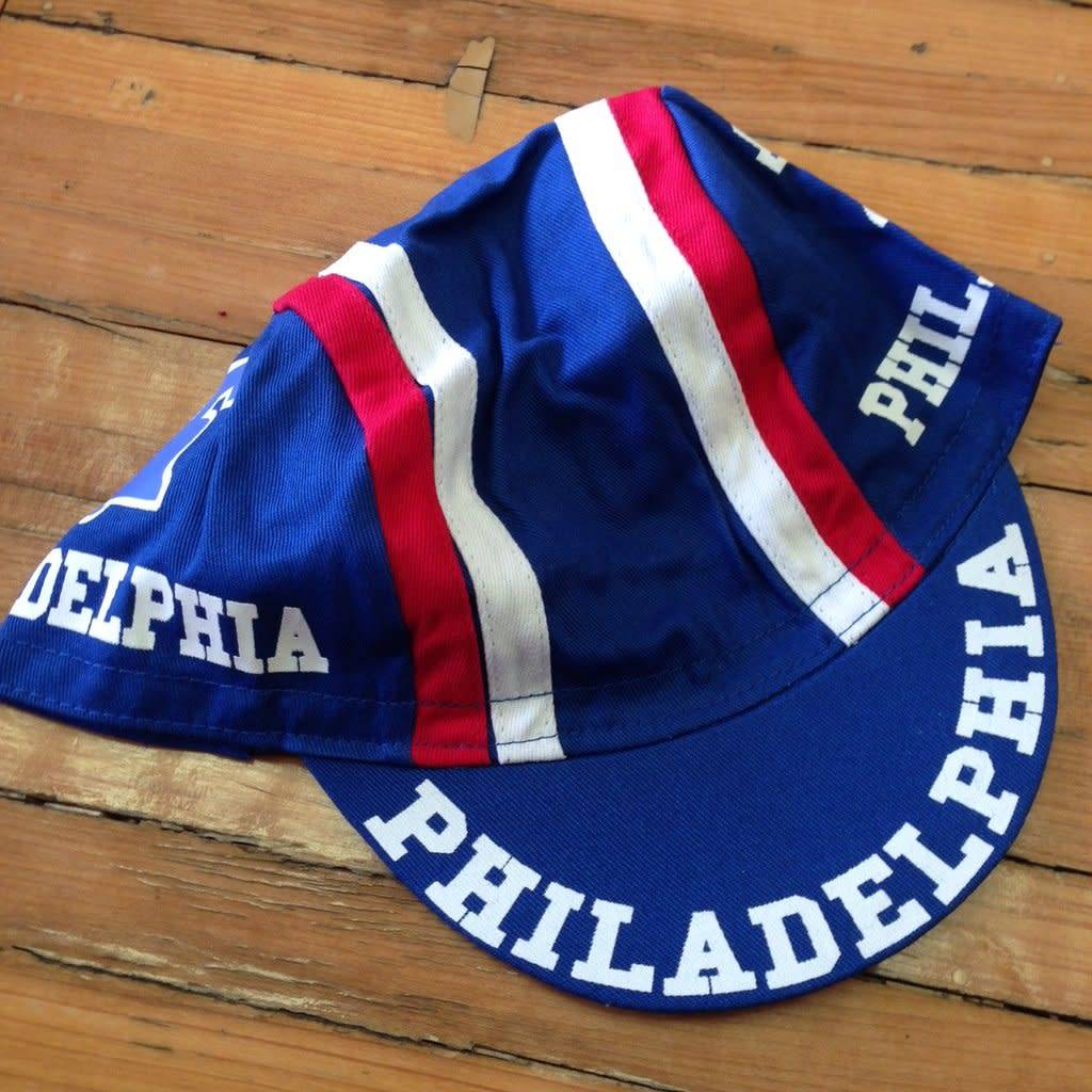 Philadelphia Cycling Cap Firth Wilson Transport Cycles