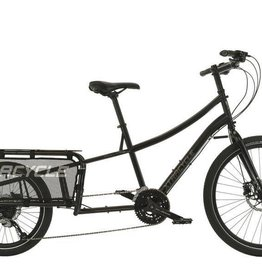 Xtracycle Edgerunner Classic Black