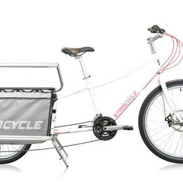 "Xtracycle Edgerunner 24D 19"" White"
