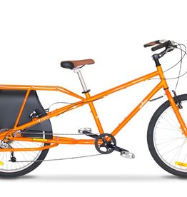 Yuba Bicycles Mundo V4 7spd Orange