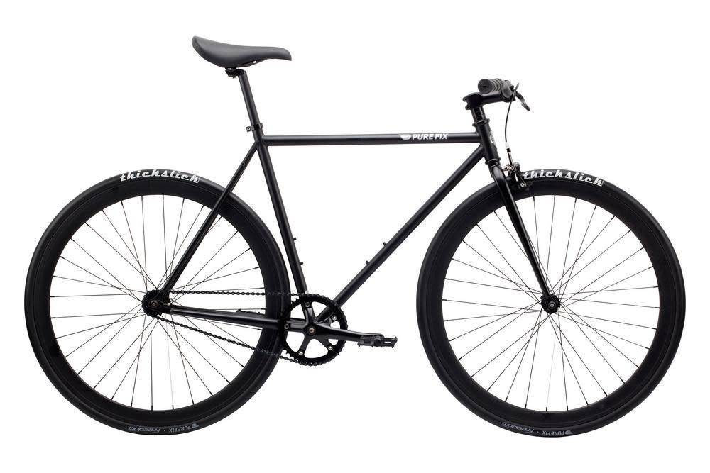 Pure Cycles Pure Fix Micro Juliet 43cm (650c) Black w/ Black