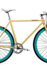 Pure Cycles Pure Fix X-Ray 47cm Cream w/ Mint Green