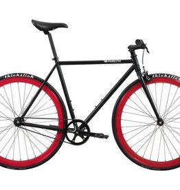 Pure Cycles Pure Fix Echo 54cm Black w/ Red