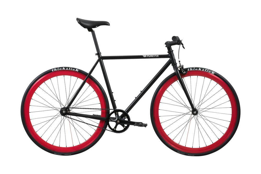 Pure Cycles Pure Fix Echo 54/M Black/Red