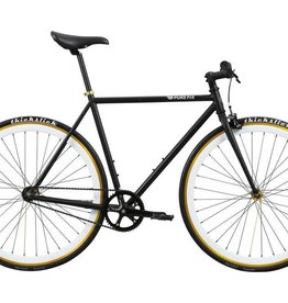 Pure Cycles Pure Fix Mike 58cm Black w/ White