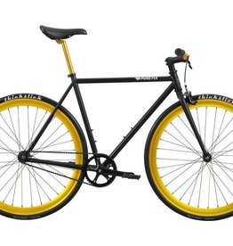 Pure Cycles Pure Fix India 61cm Black w/ Gold