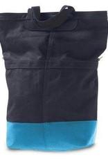 Linus Bikes Sac Rear Bag Navy/Aqua