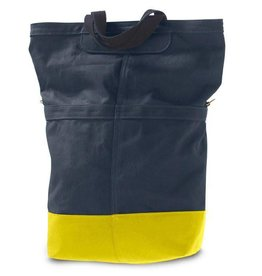 Linus Bikes Sac Rear Bag Navy/Yellow