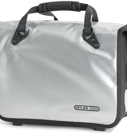 Ortlieb Office Bag QL2+ LG Silver/Black