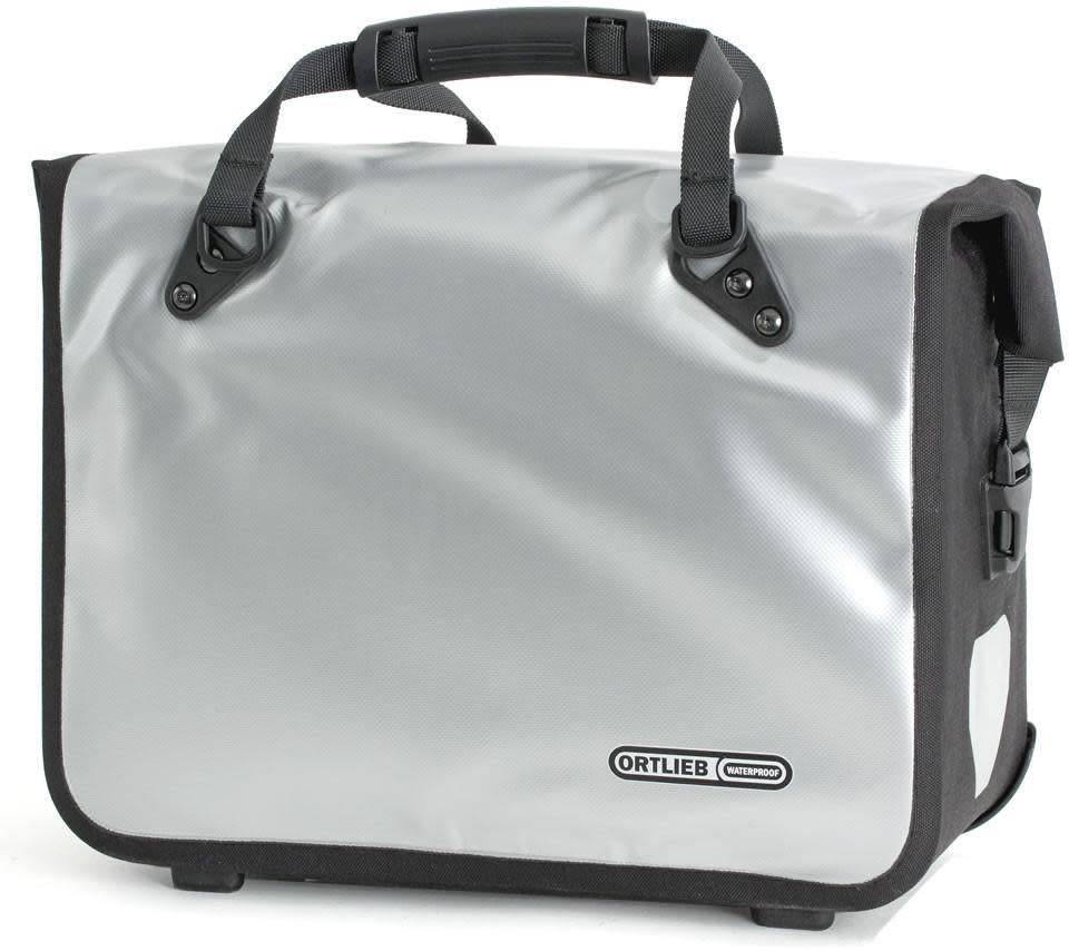 Ortlieb Office Bag QL2+ LG Silver/Black
