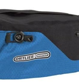 Ortlieb Seatpost Bag M blue/black