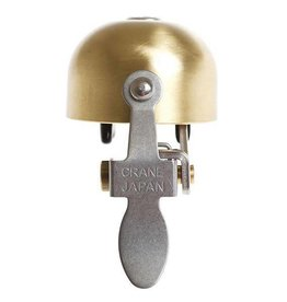 CRANE Bell E-NE Brass Scotchbrite