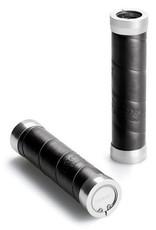 Brooks Slender Grips - Leather - Black