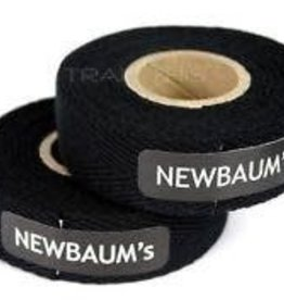 Cotton Cloth Tape Black